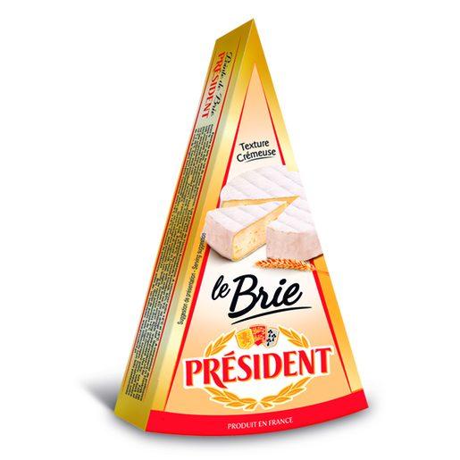 PRÉSIDENT Queijo Brie 200 g