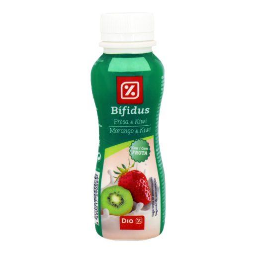 DIA Iogurte Líquido Bifidus Morango e Kiwi 160 g
