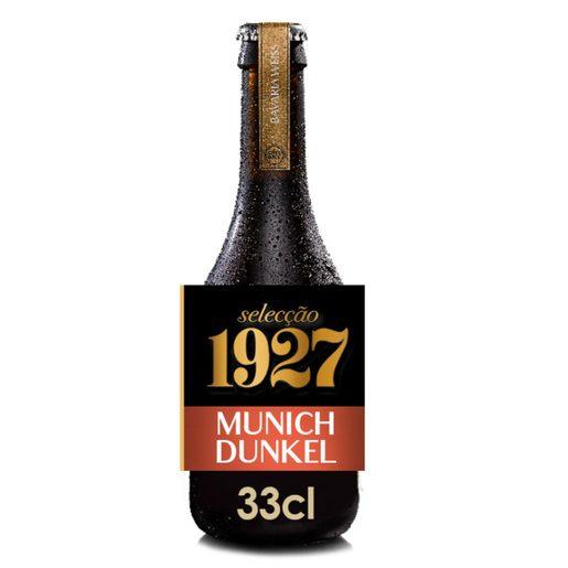 SUPER BOCK Cerveja com Álcool Munich Dunkel 1927 300 ml