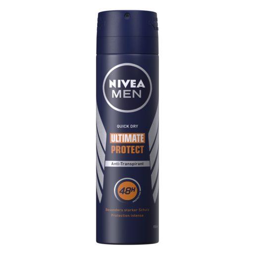 NIVEA MEN Deo Spray Men Stress 150 ml