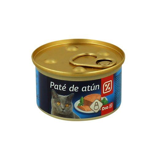 DIA Paté Atum para Gato 85 g