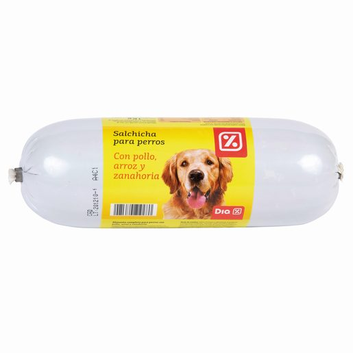 DIA Salsicha Para Cão Sabor Frango  1 kg