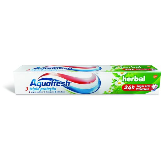 AQUAFRESH Pasta de Dentes Herbal 75 ml