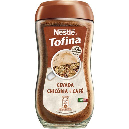 TOFINA Bebida de Cereais Cevada Chicória e Café 200 g