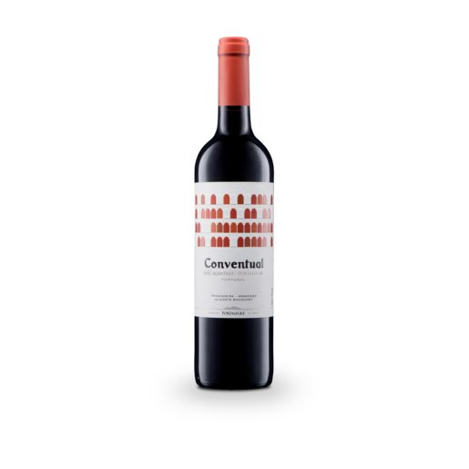 CONVENTUAL Vinho Tinto Doc Alentejo 750 ml