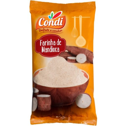 CONDI Farinha de Mandioca 500 g