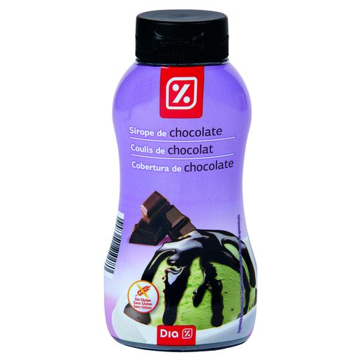 DIA Topping Cobertura de Chocolate 295 g
