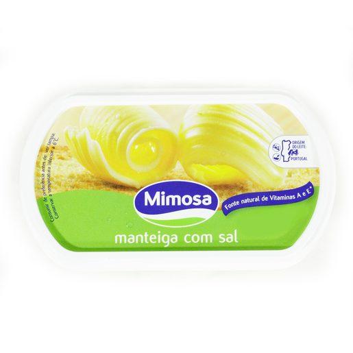 MIMOSA Manteiga Com Sal 250 g