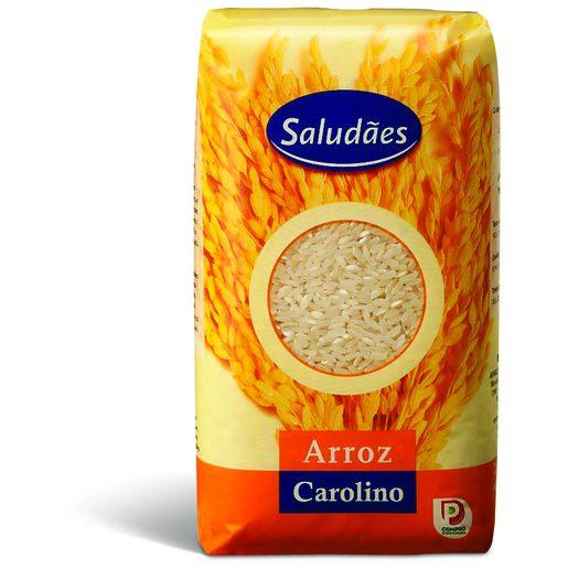 SALUDÃES Arroz Carolino 1 kg