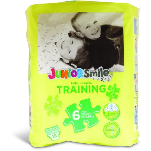 BABYSMILE Fraldas Training Bebé (15-25kg) 18 Un