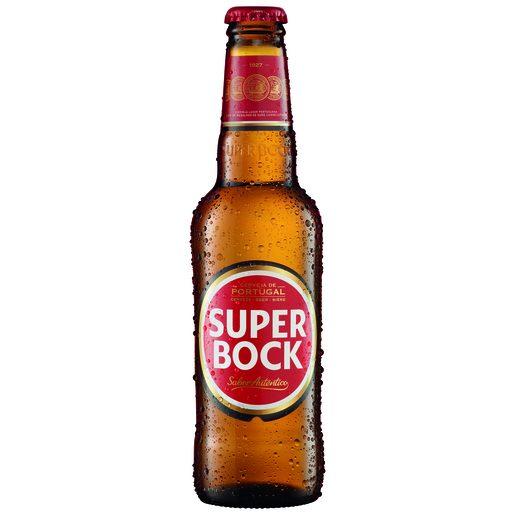SUPER BOCK Cerveja 330 ml
