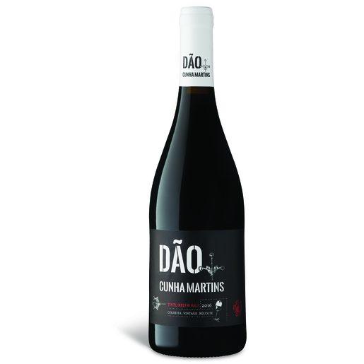 CUNHA MARTINS Vinho Tinto Doc Dão 750 ml
