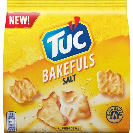TUC Bolachas Bakefuls Sal 80 g
