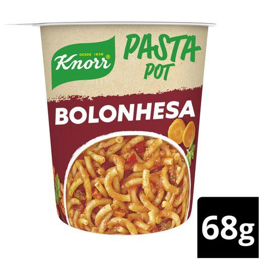 KNORR Massa Pasta Pot Bolonhesa 68 g