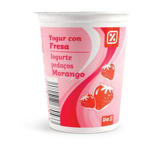 DIA Iogurte com Pedaços Morango 200 g