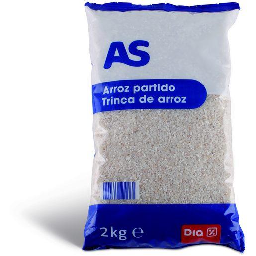 AS Arroz Trinca 2 kg