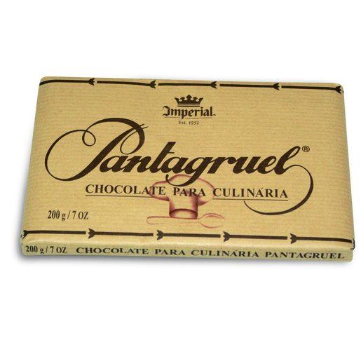 PANTAGRUEL Chocolate Para Culinária 200 g