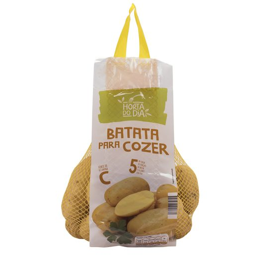 DIA Batata Para Cozer Embalada 3 kg